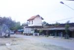 Pasar Kuwu dr dalam bis Janur Kuning
